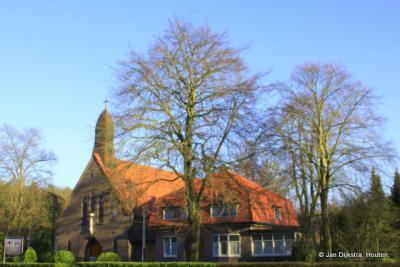 De RK kerk in Maarn.