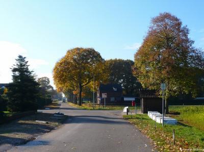 Een buurtschap van bescheiden omvang als Aan de Popelaar heeft natuurlijk ook naar rato bescheiden voorzieningen, namelijk het Mariakapelletje en een brievenbus, bij de kruising Molenweg/Koestraat.