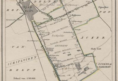 Abtsregt is een voormalige gemeente, heerlijkheid en buurtschap in de provincie Zuid-Holland, in grotendeels gemeente Delft, deels gemeente Pijnacker-Nootdorp. Het gebied lag - de plaatsnaam is tegenwoordig niet meer in gebruik - Z van Delft en Delfgauw.
