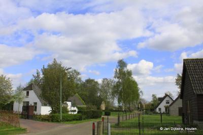 Een plaatje toch, dat Achterberg in het landschap van de Utrechtse Heuvelrug?