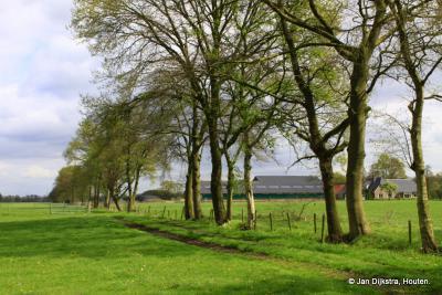 Ja, landelijkheid troef daar in Achterberg bij Rhenen...