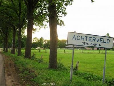 Achterveld is een buurtschap in de provincie Overijssel, in de streek Salland, gemeente Ommen. T/m 30-4-1923 gemeente Ambt Ommen. De buurtschap valt, ook voor de postadressen, onder het dorp Vilsteren.