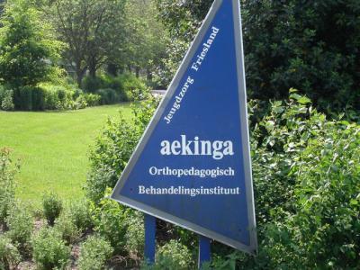 Tot 2000 was er een internaat in Aekinga, officieel Orthopedagogisch Behandelingsinstituut Aekinga geheten