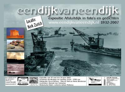 In 2007 is het 75-jarig bestaan van de Afsluitdijk gevierd