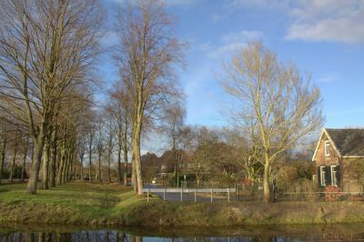 Alendorp, buurtschapsgezicht (© Jan Dijkstra, Houten)