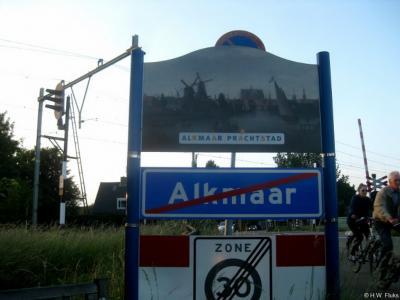 Alkmaar is een stad en gemeente in de provincie Noord-Holland, in grotendeels de streek Kennemerland. Het is de hoofdplaats van Noord-Kennemerland.