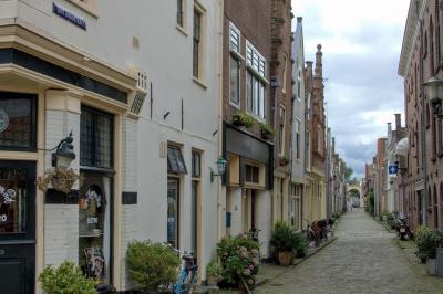 Wat een mooi straatje, de Sint Annastraat in Alkmaar (© Jan Dijkstra, Houten)