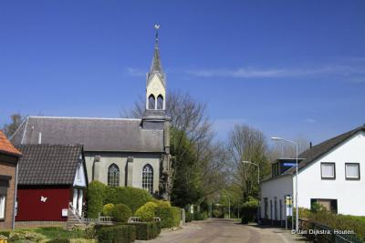 Altforst, voormalige Hervormde kerk