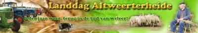 De Landdag Altweerterheide (1e zondag van september) is ontstaan in 1998 en sindsdien uitgegroeid tot een gerenommeerd cultuurhistorisch evenement op het gebied van oude ambachten en oldtimers, dat jaarlijks vele duizenden bezoekers trekt.