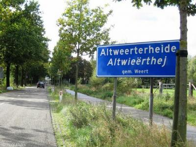 Altweerterheide is een dorp in de provincie Limburg, in de streek Midden-Limburg, gemeente Weert.