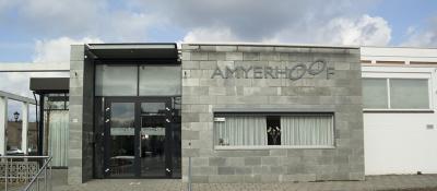 Gemeenschapshuis Amyerhoof is het kloppend hart van het verenigingsleven in Amby. De meeste lokale verenigingen hebben hier hun thuisbasis. Dat zijn er maar liefst een stuk of 20. (© www.amyerhoof.nl)