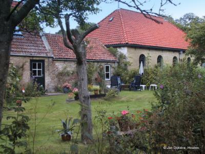 De Doopsgezinde kerk in Nes