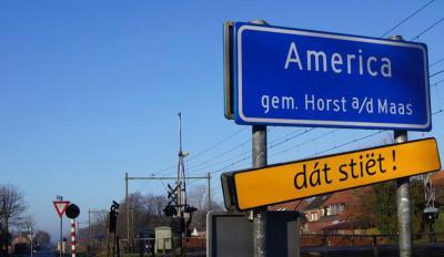 America is een dorp in de provincie Limburg, in de streek Noord-Limburg, gemeente Horst aan de Maas. T/m 2000 gemeente Horst. (© www.facebook.com/americadatstiet)