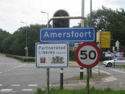 Amersfoort is een stad en gemeente in de provincie Utrecht, in de streek Eemland.