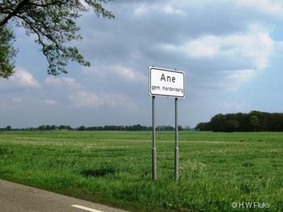 Ane is een buurtschap in de provincie Overijssel, in de streek Salland, gemeente Hardenberg. T/m 2000 gemeente Gramsbergen.