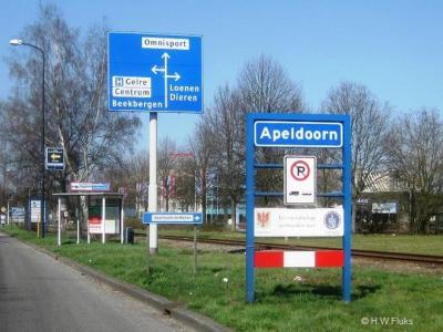 Apeldoorn is een stad en gemeente in de provincie Gelderland, in de streek Veluwe.