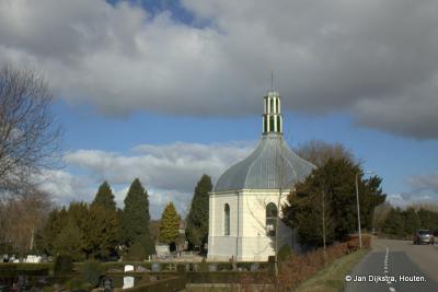 De Hervormde kerk van Arkel is een mooie koepelkerk, hij staat aan het Kerkeind en het is een rijksmonument
