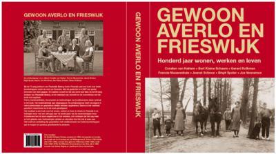 Over de meeste dorpen en steden zijn wel boeken verschenen. Dat over een buurtschap een standaardwerk verschijnt is minder vanzelfsprekend. In Averlo en Frieswijk hebben ze 7 jaar hard gewerkt om in 2014 het boek 'Gewoon Averlo en Frieswijk' te publiceren