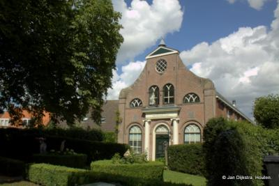 De Doopsgezinde kerk in Baard