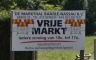 Het terrein van het voormalige station Baarle-Nassau-Grens heeft een zinvolle herbestemming gekregen, zoals dat tegenwoordig heet. Er zijn diverse bedrijven gevestigd, en iedere zondag is er een markt in De Markthal.