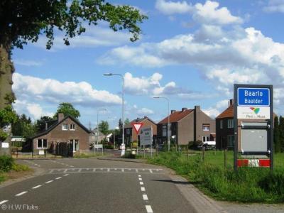 Baarlo is een dorp in de provincie Limburg, in de streek Noord-Limburg, gemeente Peel en Maas. T/m 2009 gemeente Maasbree.