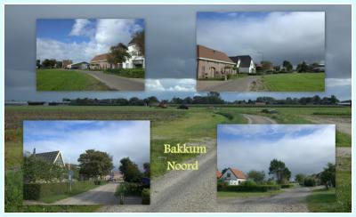 Gezien de naam zou je denken dat Bakkum-Noord een latere uitbreiding is van het dorp Bakkum, maar het is net andersom: het huidige Bakkum-Noord is het oude dorp Bakkum, en de huidige dorpskern Bakkum is een latere uitbreiding... (© Jan Dijkstra, Houten)