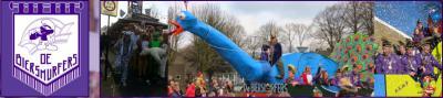 Het jaarlijkse carnaval in Bant is in goede handen bij carnavalsvereniging De Biersmurfers.