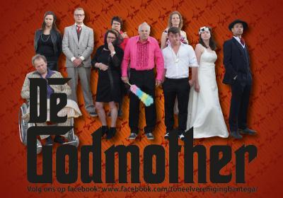 Toneelvereniging Op Nij Feriene uit Bantega brengt jaarlijks minimaal een nieuw stuk op de planken. In 2016 was dat o.a. De Godmother.