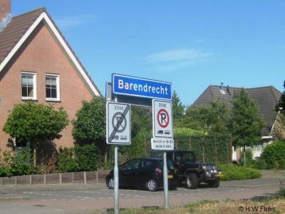 Barendrecht is een dorp en gemeente in de provincie Zuid-Holland.