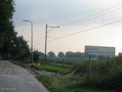 Barger-Erfscheidenveen is een buurtschap in de provincie Drenthe, gemeente Emmen.