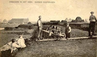 Het Barger-Oosterveen was een groot veenontginningsgebied ZO van Emmen, Z van Klazienaveen, dat in de eerste helft van de 20e eeuw is ontgonnen. Het veen werd afgestoken in blokken en gedroogd, wat goede brandstof opleverde.