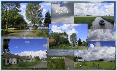 Bartlehiem, collage van buurtschapsgezichten (© Jan Dijkstra, Houten)