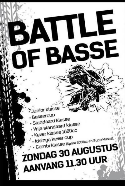 Eén van de jaarlijkse evenementen in Basse is de Battle of Basse (autocross) op een zondag in augustus.