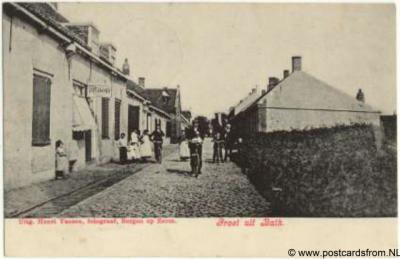 Bath Groeten uit 1913