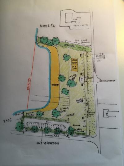 Een van de vele plannen uit het Integraal Dorps Ontwikkelings Plan (iDOP) Beers die is gerealiseerd, is een dorpsstrandje aan de Kraaijenbergse Plassen. In 2017 komt het helemaal gereed.