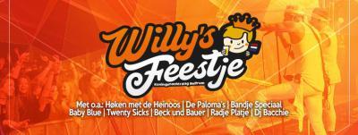 In Beltrum houden ze wel van een feestje. Er zijn er nogal wat door het jaar heen. Een ervan is Koningsdag en Koningsnacht, wat ze hier Willy's Feestje noemen. Koningsnacht 2019 was met 2.300 bezoekers helemaal uitverkocht (dat was ook eerdere jaren al).