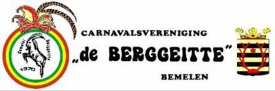 Het kleine dorp Bemelen heeft een rijk verenigingsleven. Een van de vele verenigingen in het dorp is de in 1970 opgerichte carnavalsvereniging De Berggeitte.
