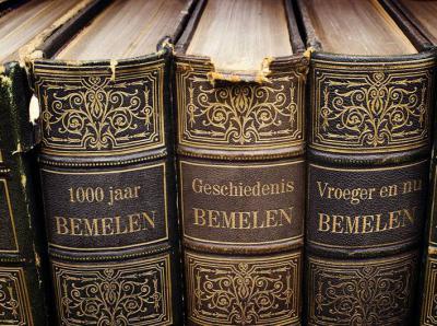 Het dorp Bemelen bestaat al zeker 1.000 jaar. Over de geschiedenis van het dorp kun je heel wat boeken schrijven. Dat gebeurt dan ook, en wel door Stichting Heemkunde Bemelen.