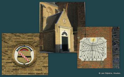 Benschop, bijzondere elementen aan de Hervormde kerk