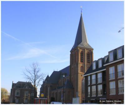 Benschop, de Sint Victorkerk