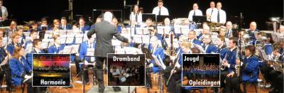 Harmonie St. Joseph in Berg aan de Maas is opgericht in 1912. In 1952 is de drumband erbij gekomen.