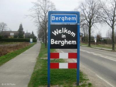 Berghem is een dorp in de provincie Noord-Brabant, in de regio Noordoost-Brabant, gemeente Oss. Het was een zelfstandige gemeente t/m 1993.