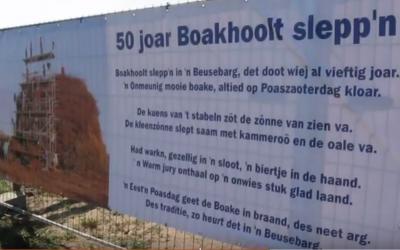 Beuseberg is een van de buurtschappen waar de traditie van het Paasvuur oftewel de Poasboake nog in ere wordt gehouden. In 2014 bestond deze traditie hier 50 jaar, wat dan ook reden was om extra feestelijk uit te pakken.