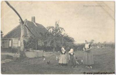 Biggekerke boerderij 1924