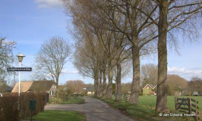 Je kunt het Kortjaksepad helemaal uit lopen, dan kom je in buurtschap Gerverscop. Je kunt ook halverwege rechtsaf de Lagehaarsedijk op, dan kom je uit bij Kasteel Haarzuilens.