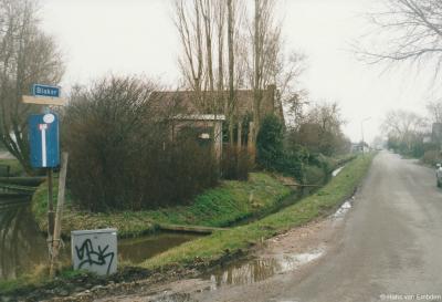 Blaker is een buurtschap in de provincie Zuid-Holland, in de streek Delfland, gemeente Westland. T/m 2003 gemeente De Lier. De buurtschap valt onder het dorp De Lier.