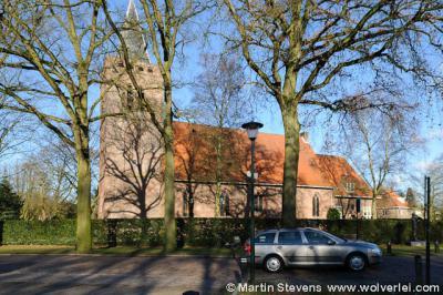 Blaricum, Hervormde kerk