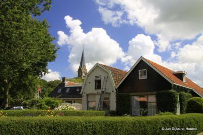 Blauwhuis, dorpsgezicht