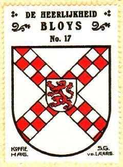 Bloois is een voormalige buurtschap, heerlijkheid en gemeente. Het was een zelfstandige gem. t/m 1814. In 1815 over naar gem. Bommenede, per 4-4-1866 over naar gem. Zonnemaire, in 1961 over naar gem. Brouwershaven, in 1997 o/n gem. Schouwen-Duiveland.