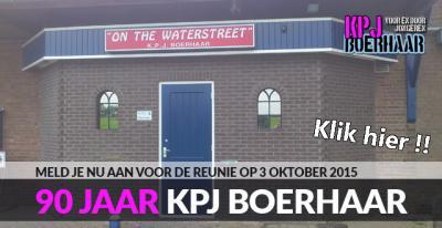KPJ Boerhaar heeft in 2015 het 90-jarig bestaan gevierd, is nog altijd springlevend en organiseert door het jaar heen vele evenementen voor de jeugd van Boerhaar en Wijhe.